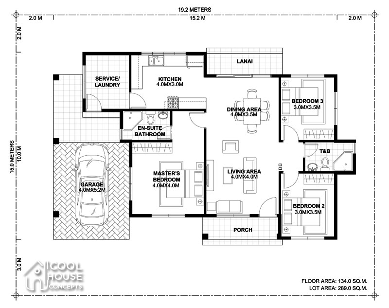 colonial house floor plan