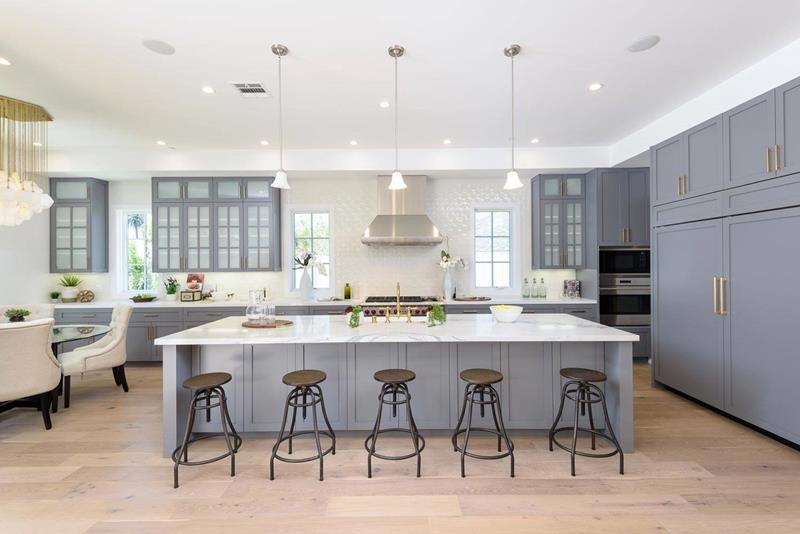 Beautiful Open Kitchen Ideas For The