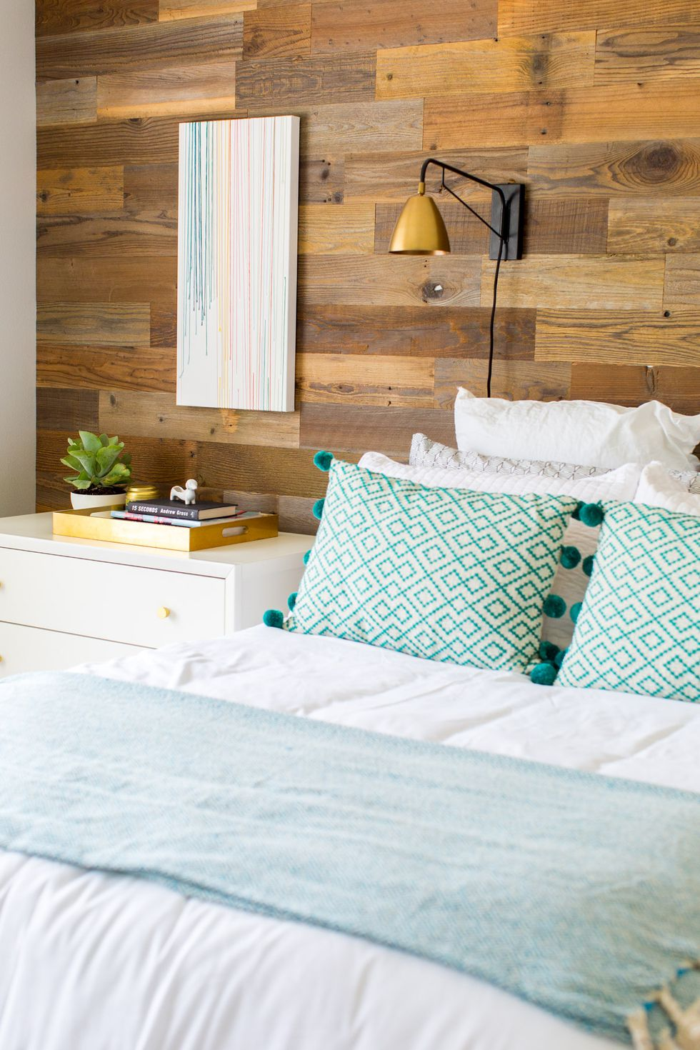 Remove The Headboard Of Your Tiny Bed