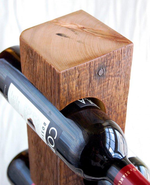 Modern Standing Wine Rack