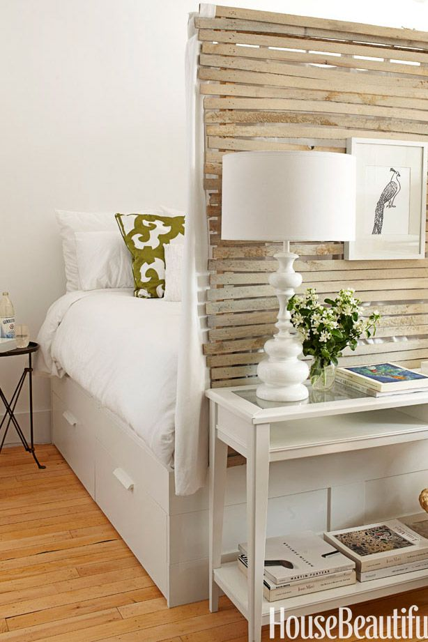 Tips For Arranging Your Small Bedroom With A Tiny Bed