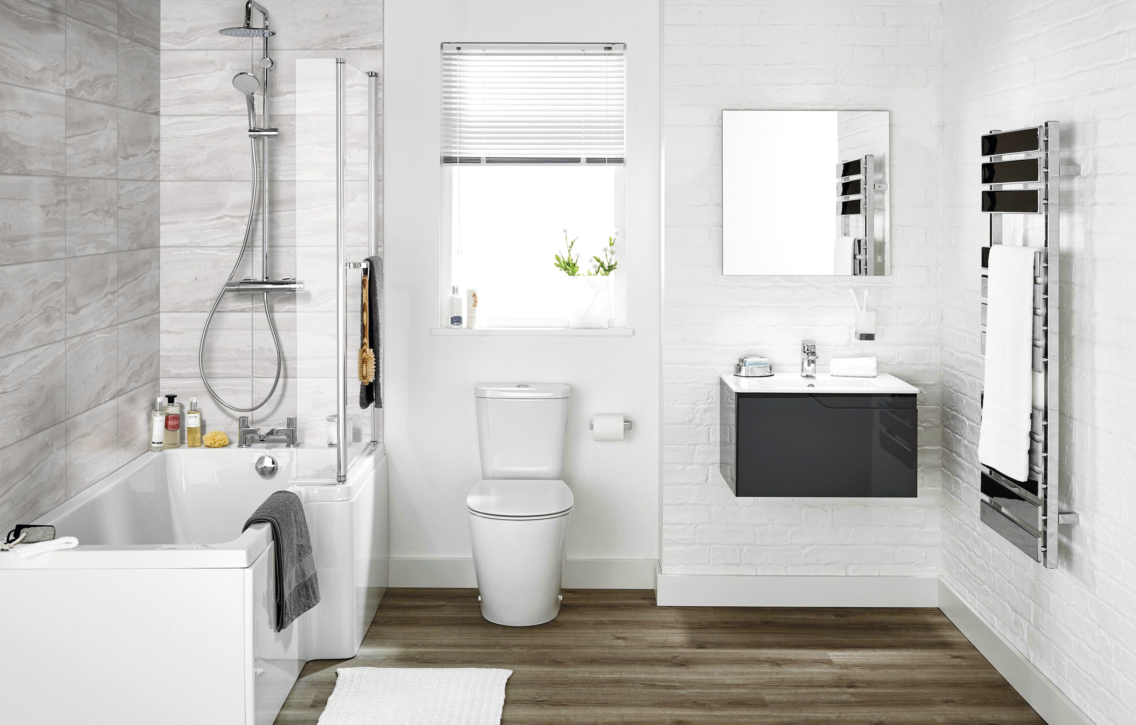 Small Bathroom Layout Ideas Make The Space Fully Functional And Less Cluttered Cool House Concepts