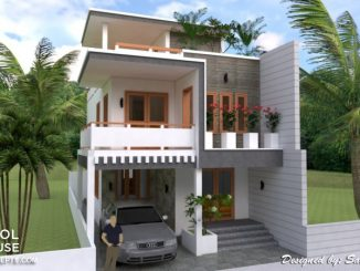 Narrow Lot House Plan
