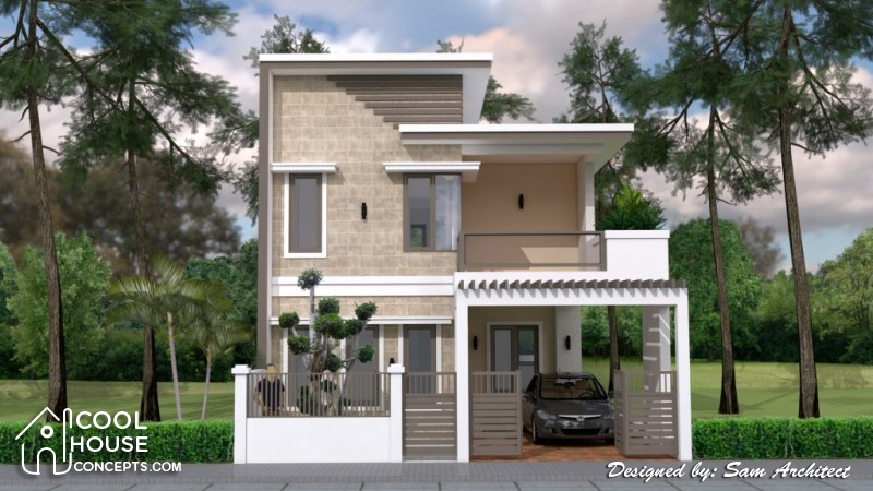 Two Storey House Design with 167 Square Meters Floor Area ... on psychic house, wee cottage house, grass house, adobe house, to the house, sixth house, single story house, unused house, slit house, high house, helical house, electrical system grounding a house, lived in house, 100 sqm house, packed house, drawn house, hardened house, berm house, phase house,