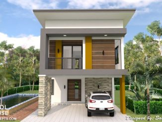 Two Storey House Plan