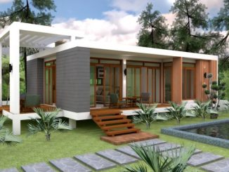 One Bedroom Cottage House Design