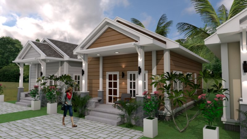 Low Budget Home Plan For Starting Homeowners Cool House