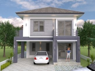 One Side Firewall 3 Bedroom House Plan Cool House Concepts
