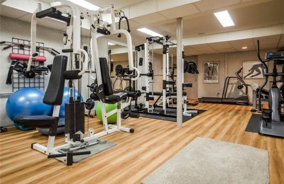 Time to workout awesome home gym ideas cool house concepts