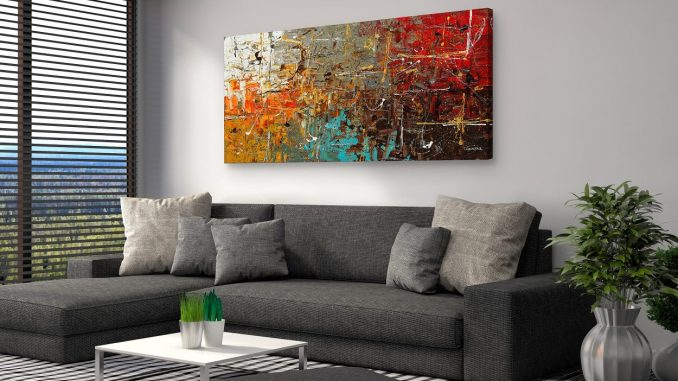 Boring Walls Here Are Easy Diy Canvas Painting Ideas For Your Home Cool House Concepts