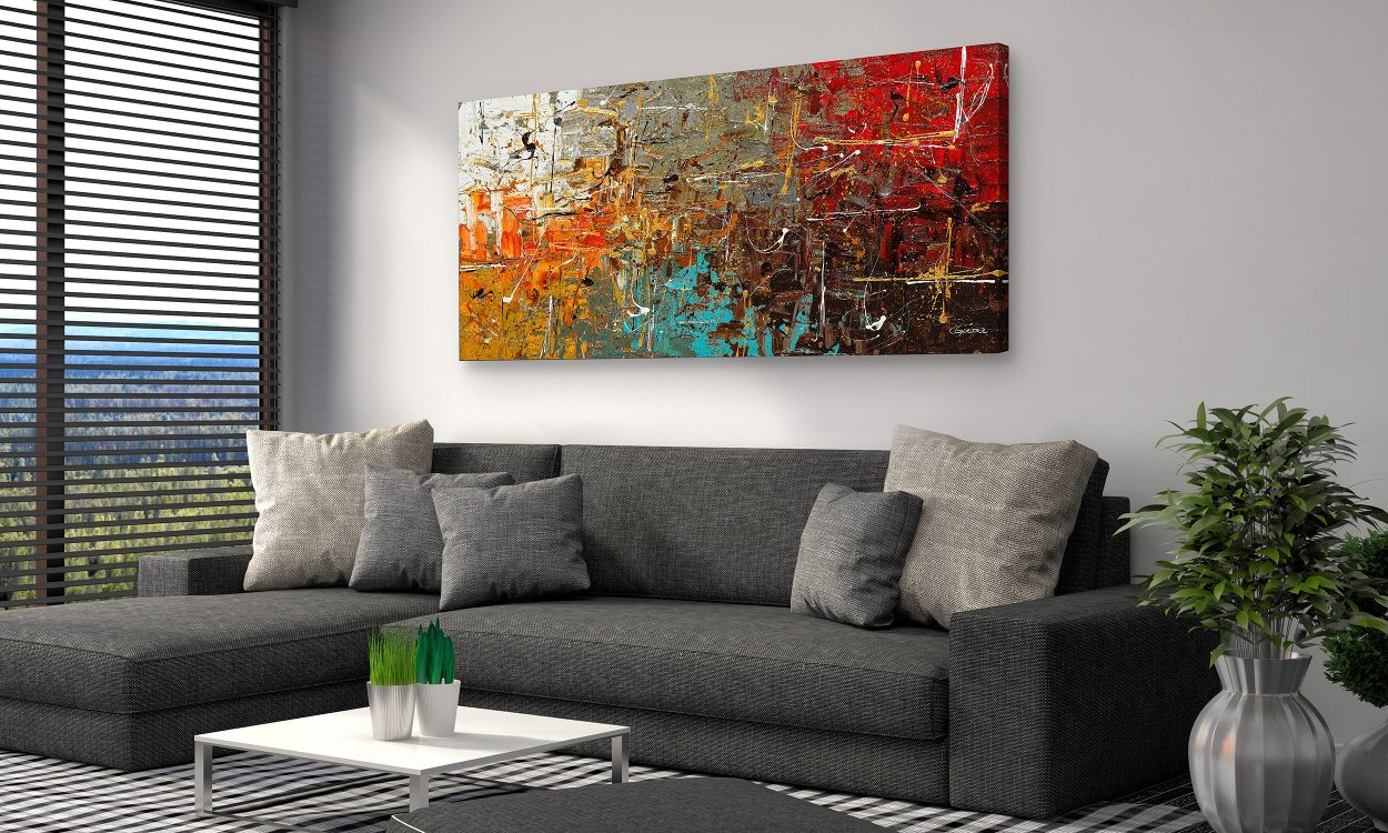 Boring Walls Here Are Easy Diy Canvas Painting Ideas For