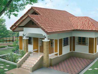 single story bungalow
