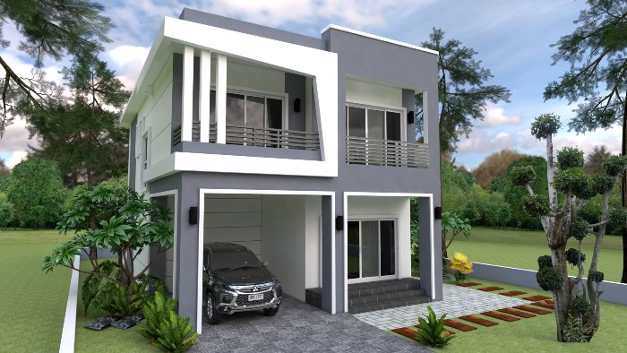 Modern House with a touch of Zen Design - Cool House Concepts