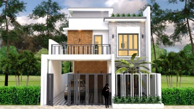 Build Your Dream House Inspired By This Modern House Design