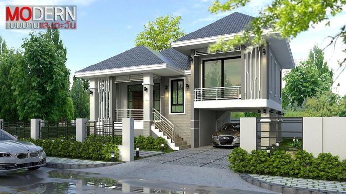 This Captivating Split Level House May Be The House You Are Looking For Cool House Concepts