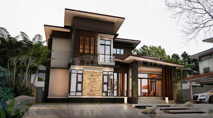 4 bedroom Two Storey 01