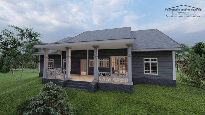 Beautiful Single Storey House Designs With Three Bedrooms Cool House Concepts