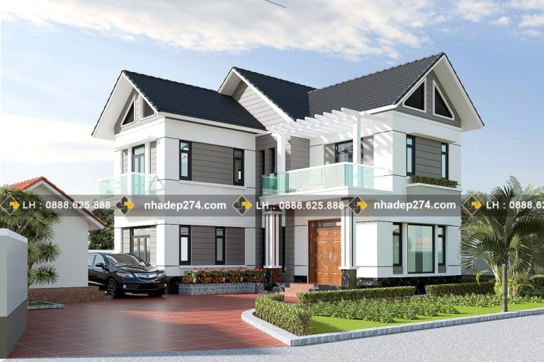 Amazing Four Bedroom Double Story House Cool House Concepts