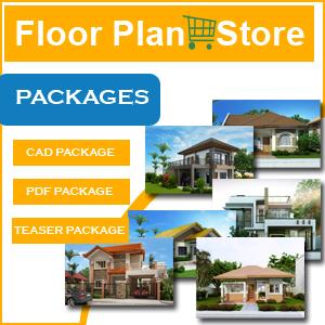 Floor plan Store