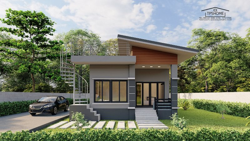 Picture of Contemporary Style Design of a Magnificent House