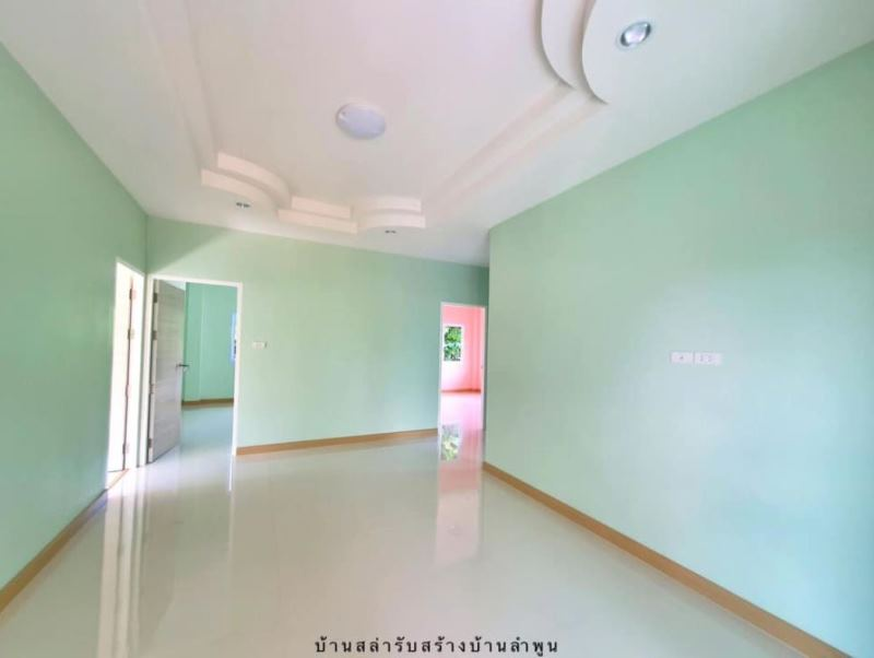 Picture of Elevated Bungalow House with Colorful Interior